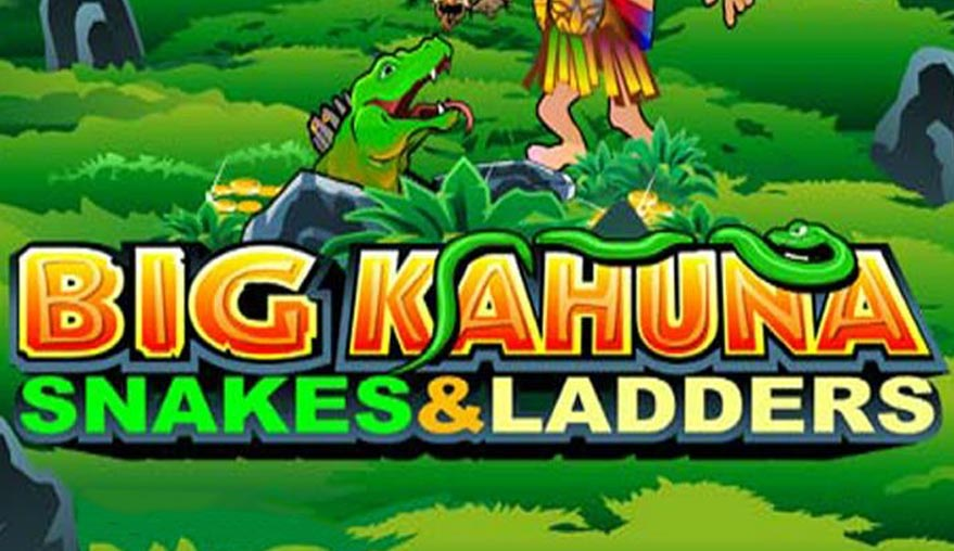 Big Kahuna – Snakes and Ladders